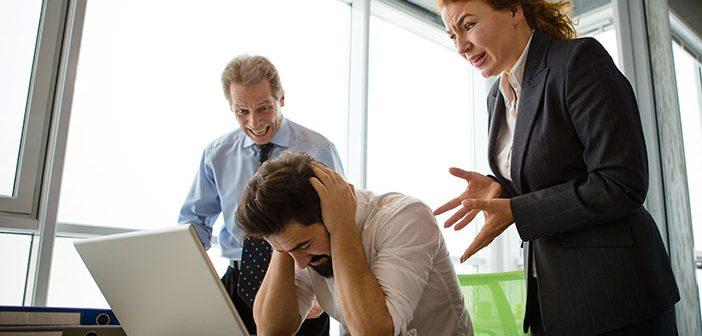 Jeste li žrtva mobinga na radnom mjestu?