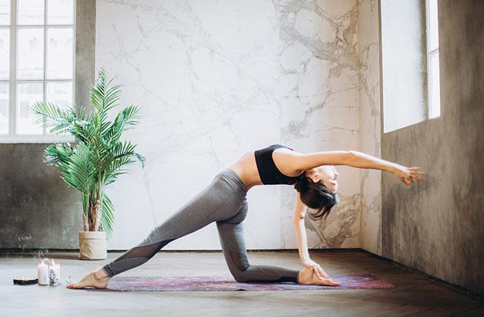 Učinci joge